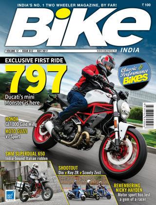 Bike India July 2017