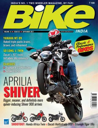 Bike India September 2017