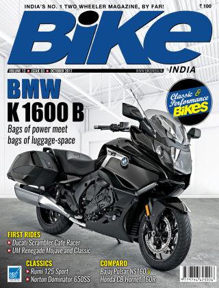 Bike India October 2017