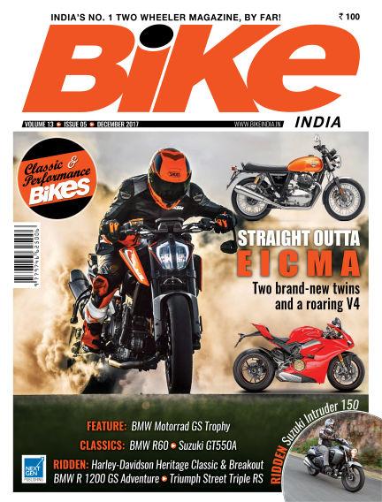 Bike India November 20, 2017 00:00