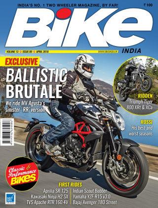 Bike India April 2018