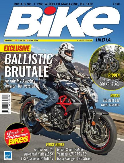 Bike India March 22, 2018 00:00