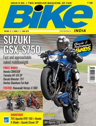 Bike India June 2018