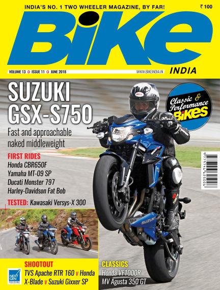Bike India May 29, 2018 00:00