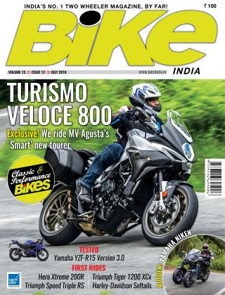 Bike India July 2018