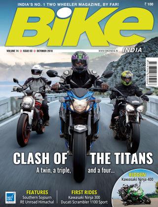 Bike India October 2018