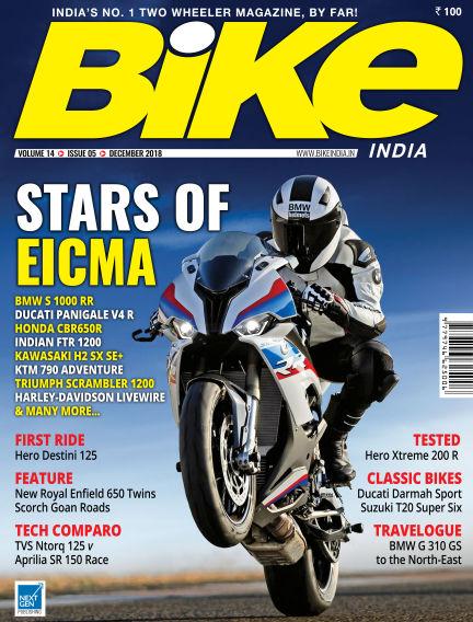 Bike India December 03, 2018 00:00