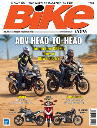 Bike India February