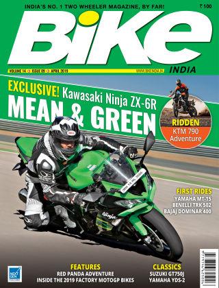 Bike India April 2019