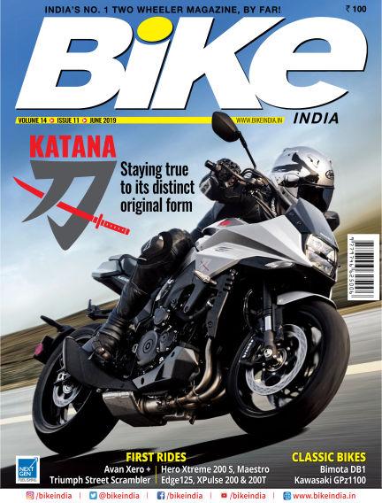 Bike India May 28, 2019 00:00