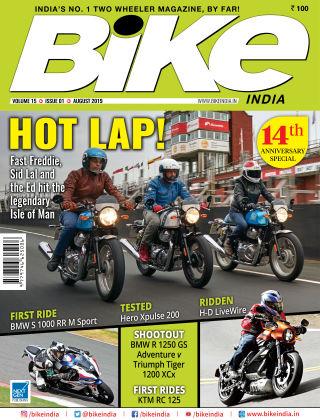 Bike India August 2019