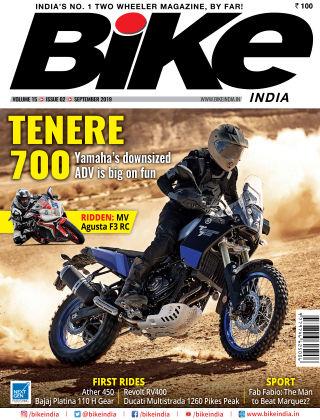 Bike India September 2019