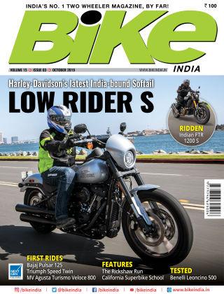 Bike India Oct 2019