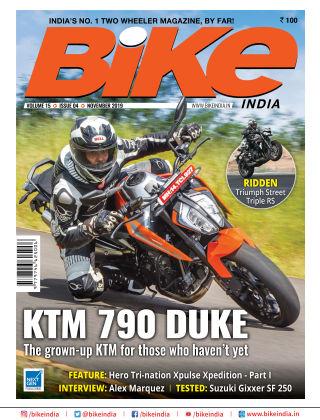 Bike India November 2019
