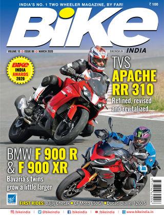 Bike India March 2020