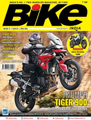 Bike India April 2020