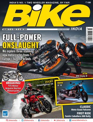 Bike India May 2020