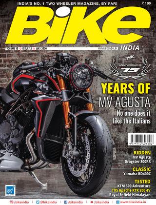 Bike India July 2020