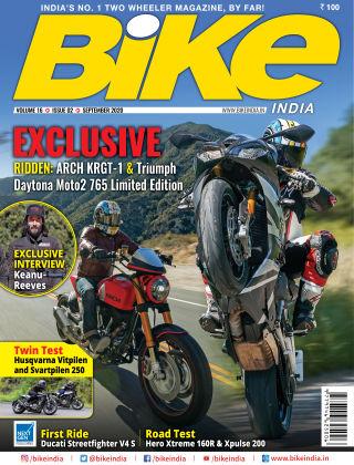 Bike India September 2020