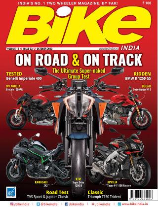 Bike India October 2020