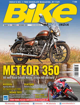 Bike India December 2020