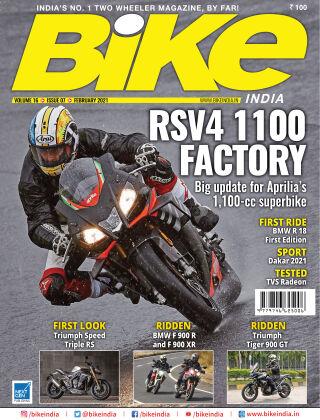 Bike India February 2021