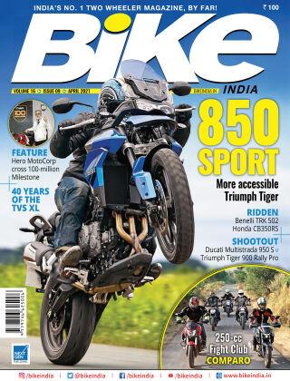 Bike India April 2021