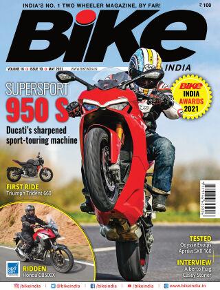 Bike India May 2021