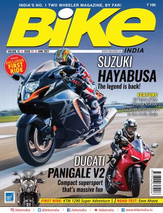 Bike India June 2021