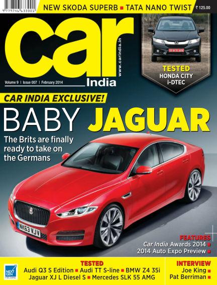Car India February 03, 2014 00:00