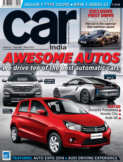 Car India March 03, 2014 00:00