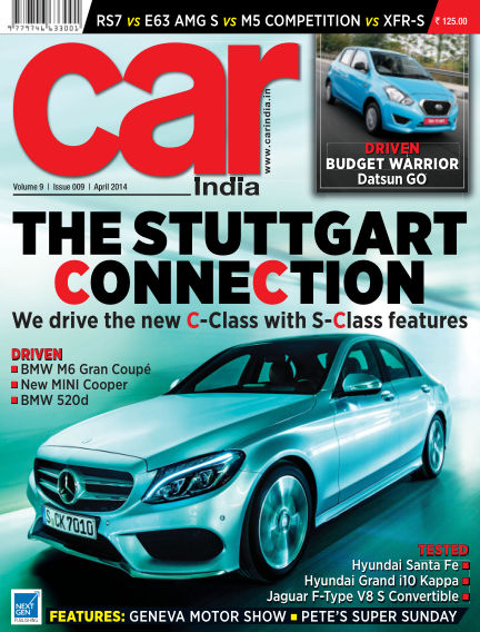 Car India April 03, 2014 00:00