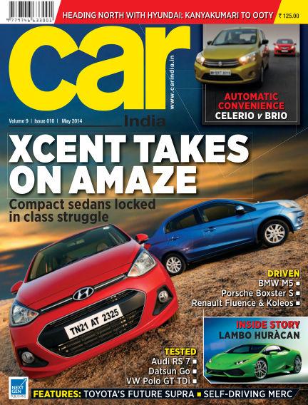 Car India May 12, 2014 00:00