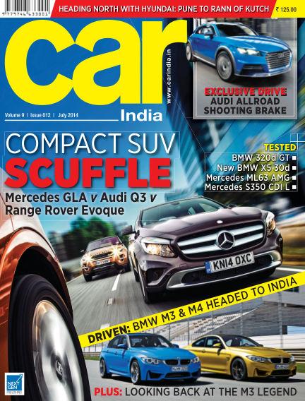 Car India July 04, 2014 00:00
