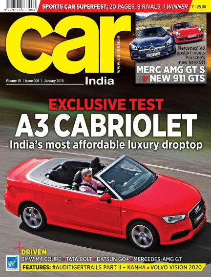 Car India January 06, 2015 00:00
