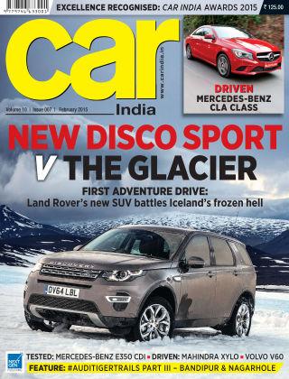Car India February 2015