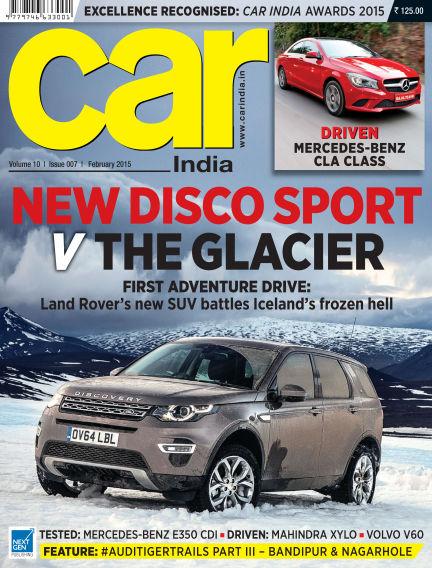 Car India February 06, 2015 00:00