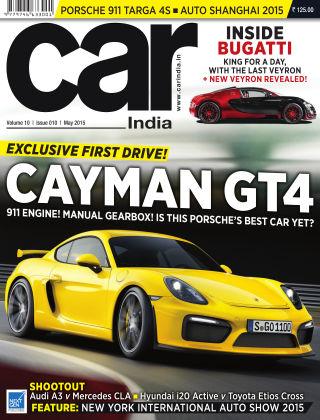 Car India May 2015