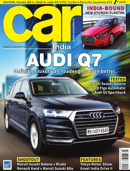 Car India December 02, 2015 00:00