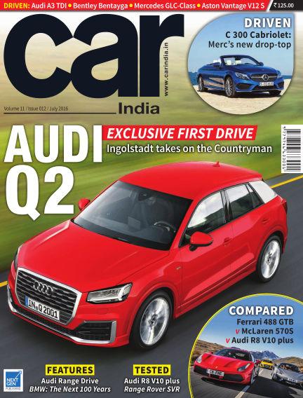 Car India June 27, 2016 00:00