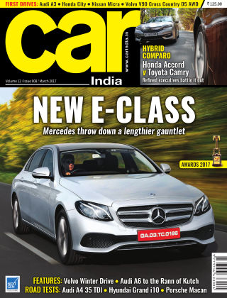 Car India March 2017