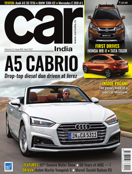 Car India March 27, 2017 00:00