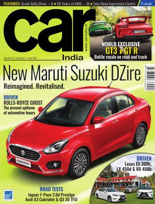Car India June 2017