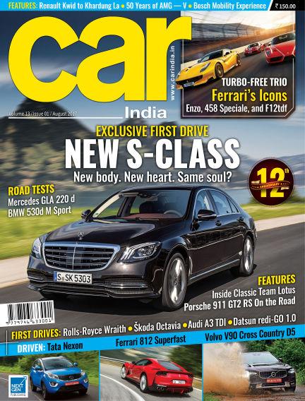 Car India August 10, 2017 00:00