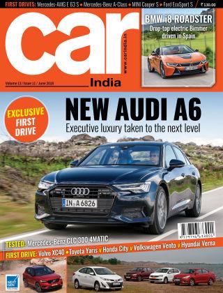 Car India June 2018