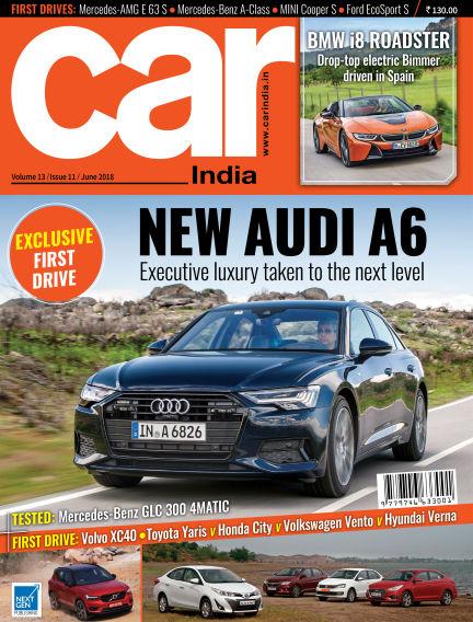 Car India May 30, 2018 00:00