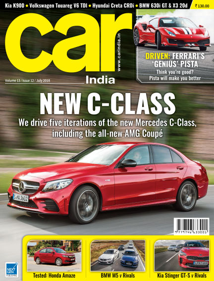 Car India July 04, 2018 00:00