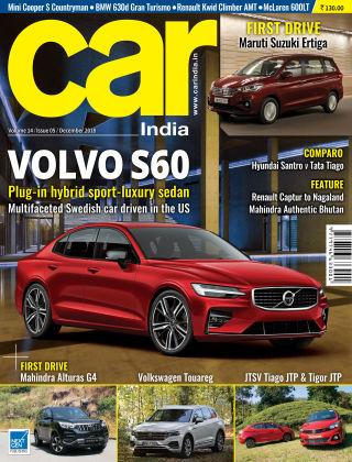 Car India December 2018