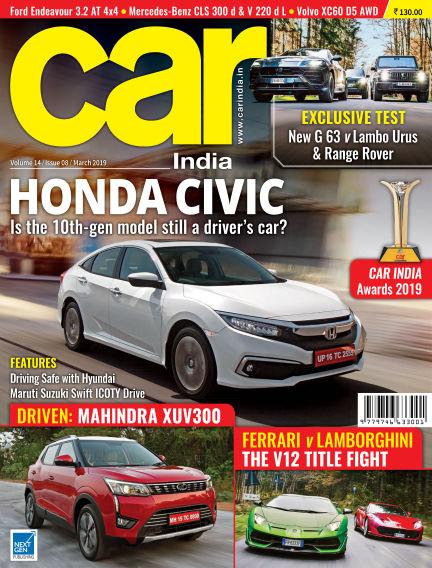 Car India February 27, 2019 00:00