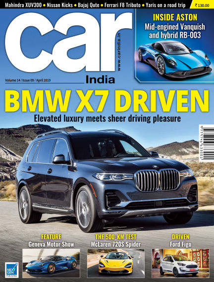 Car India March 29, 2019 00:00